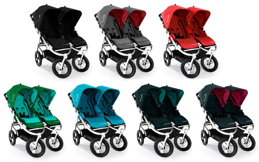 Bumbleride Indie Twin for little older