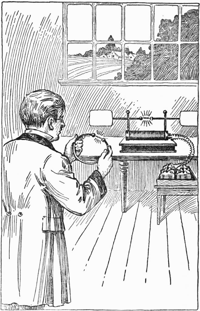 Hertz's experiment