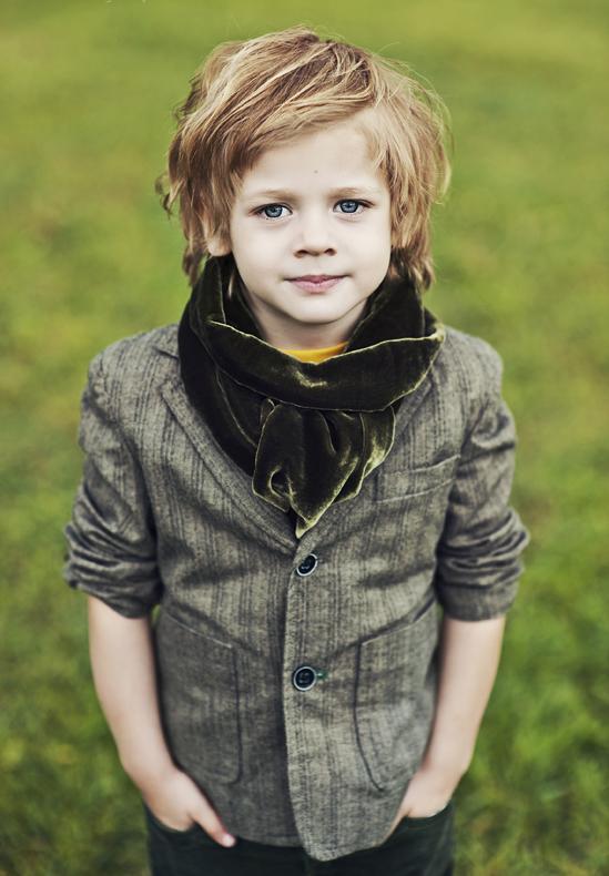 маленький Илья