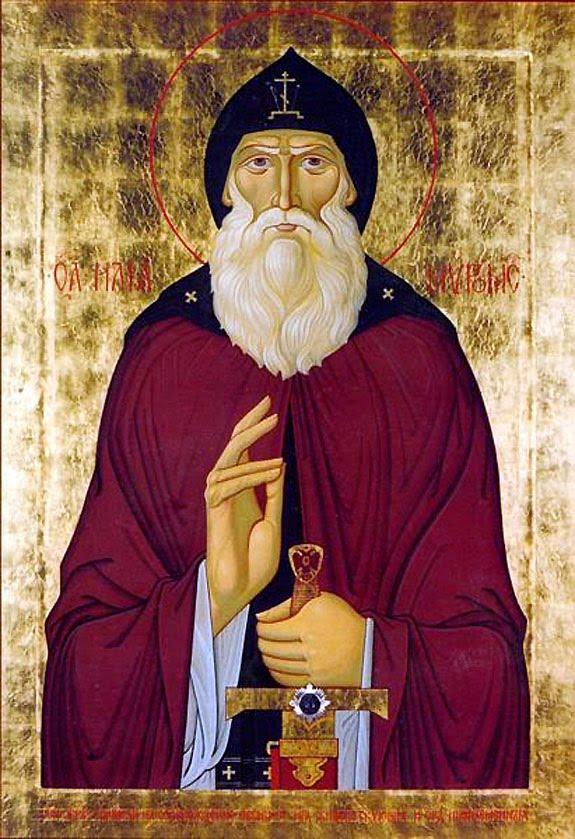 Святой Илья