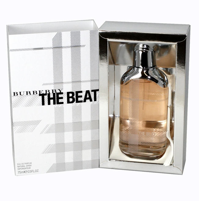 Perfume packaging the beat