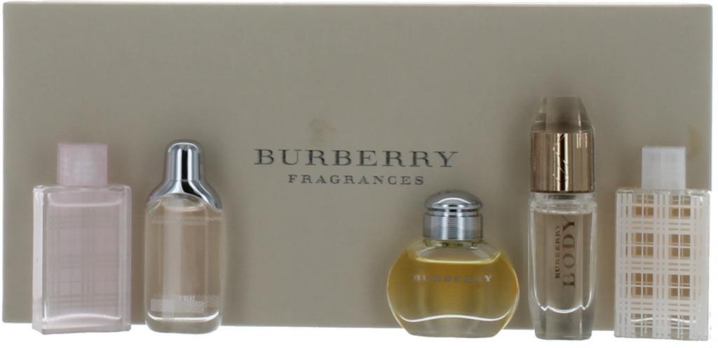 The beat in the Burberry line of fragrances