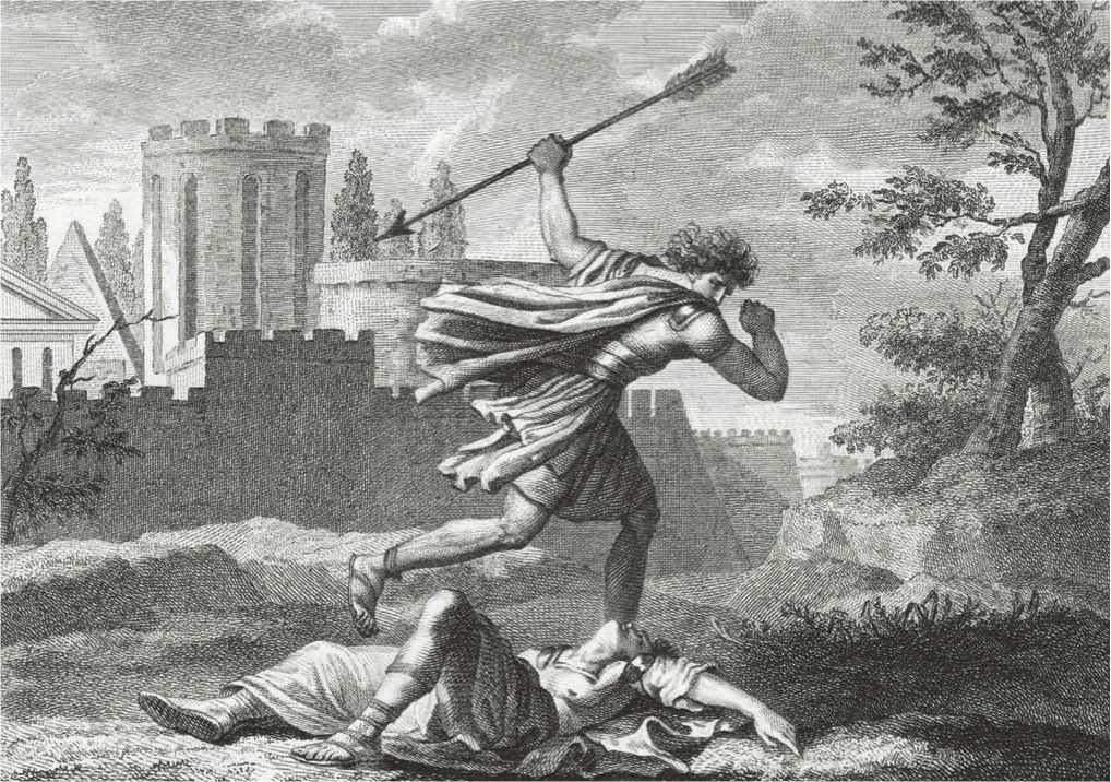 Мифы рима в картинках