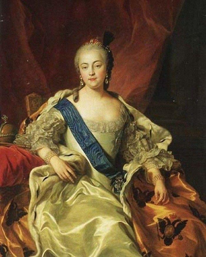cause of death of Elizabeth Petrovna Empress