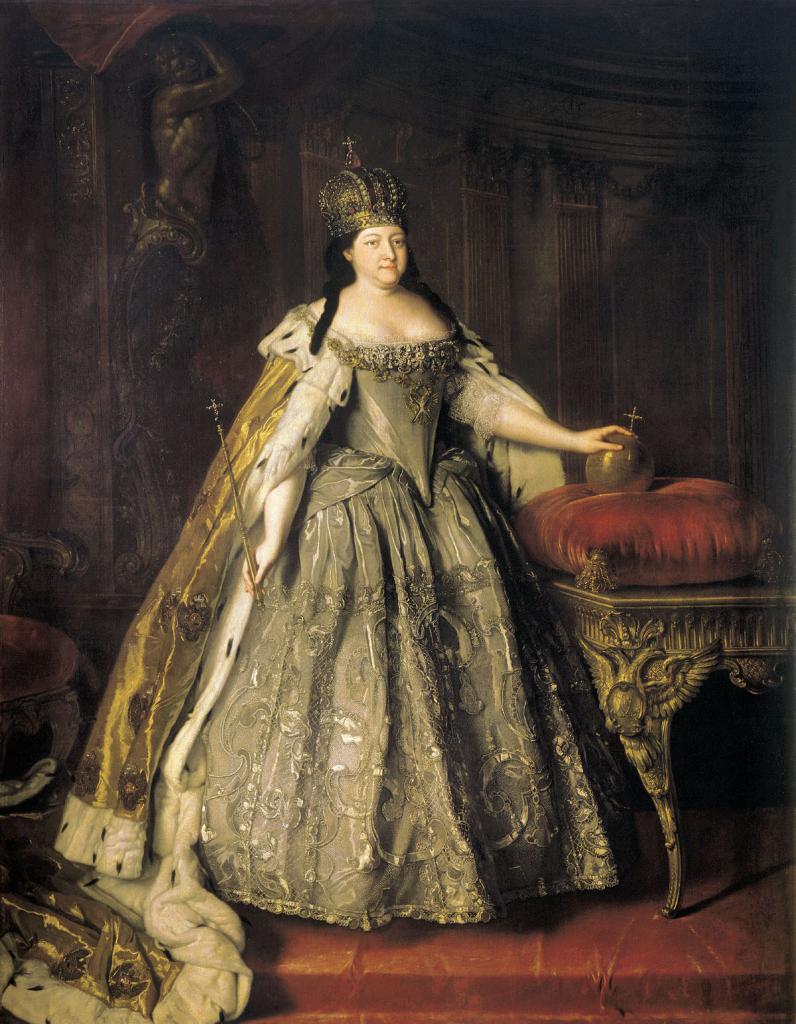 death of empress elizabeth petrovna