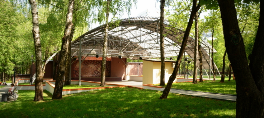 Grandma's Park Moscow