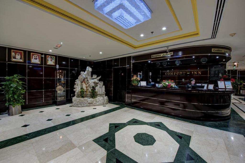 Отель comfort inn 3 дубай отзывы продажа в болгарии