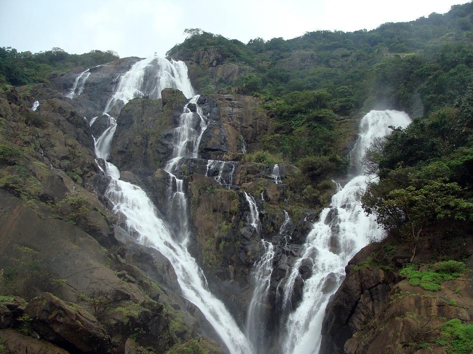 waterfall Dudhsagar