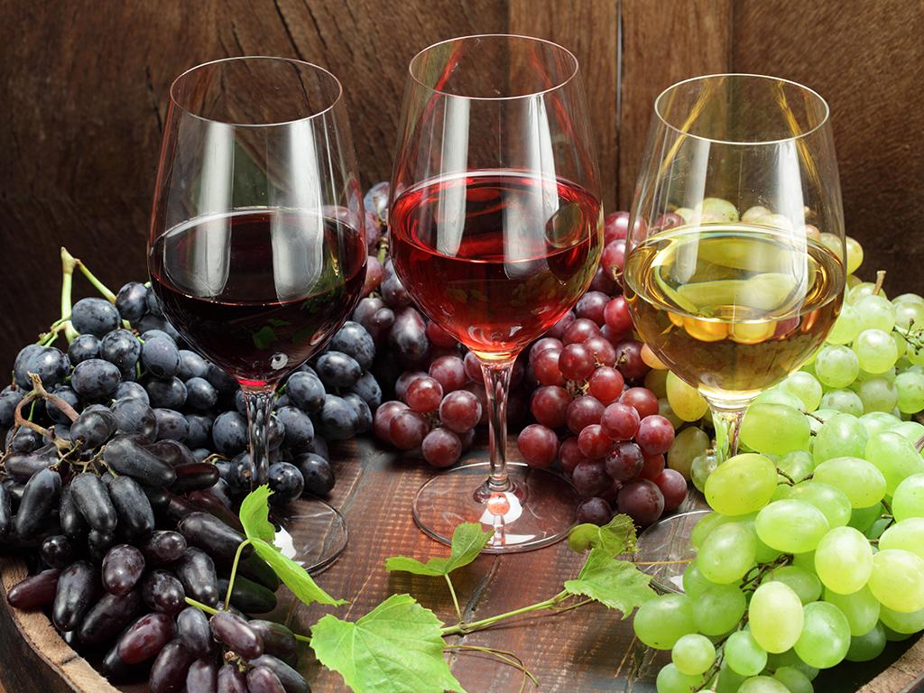 Виноград в промышленном виноделии