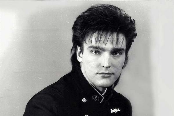 Andrei Derzhavin in the 80s