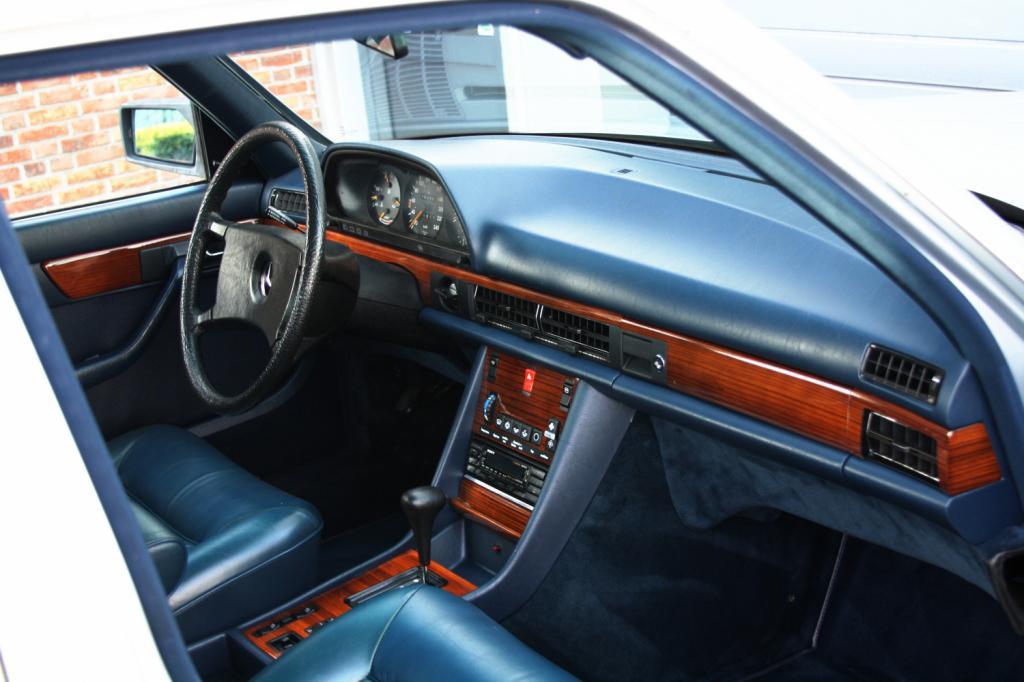 mercedes w126 s