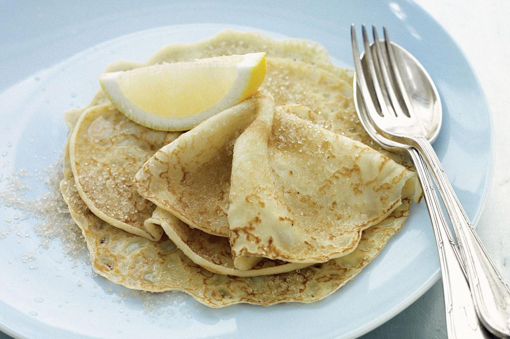 how to bake lean pancakes