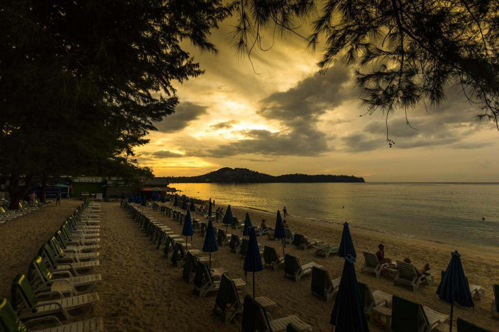 Amora Beach Resort Phuket Beach