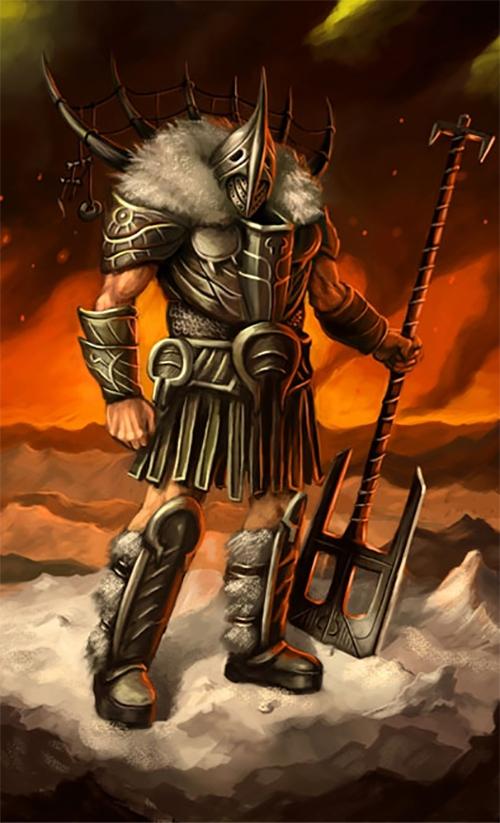 Марс, бог войны