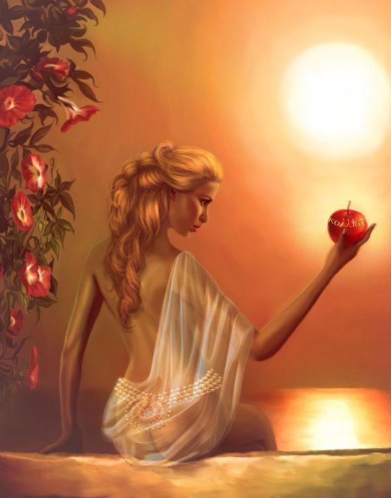 Венера, богиня любви