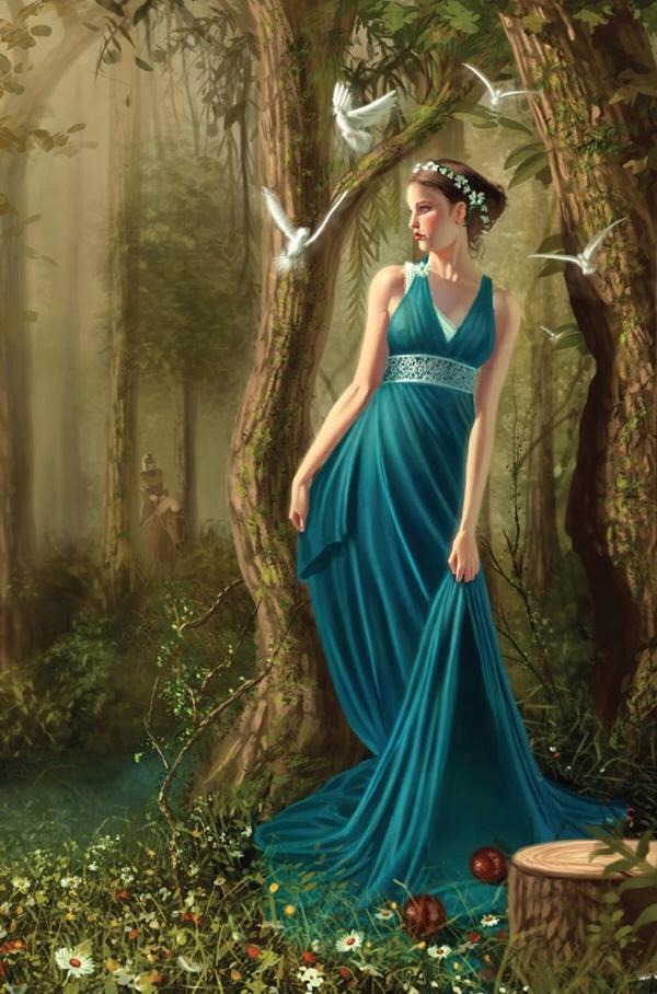 Церера, богиня земледелия