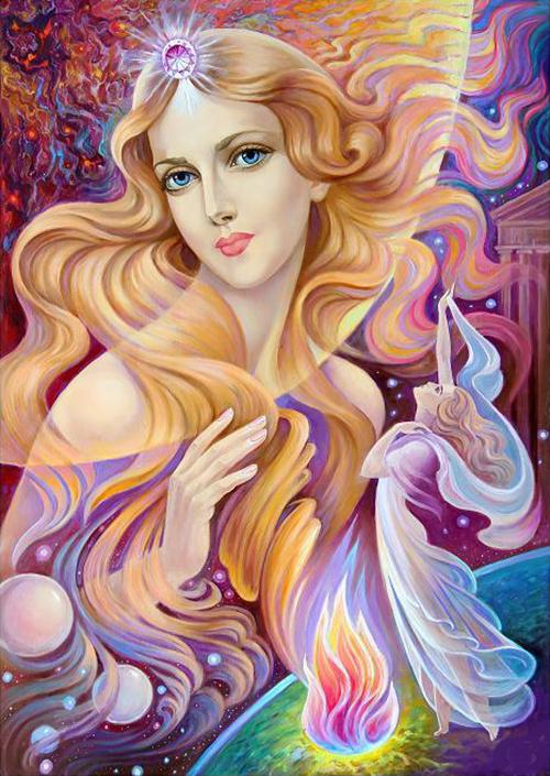 Веста, богиня домашнего очага