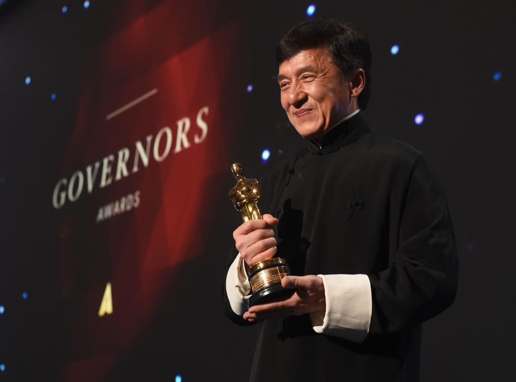 Jackie's Honorary Award