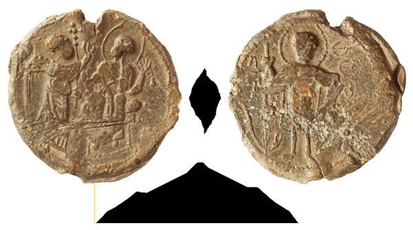 Seal of Prince Vsevolod Mstislavich.