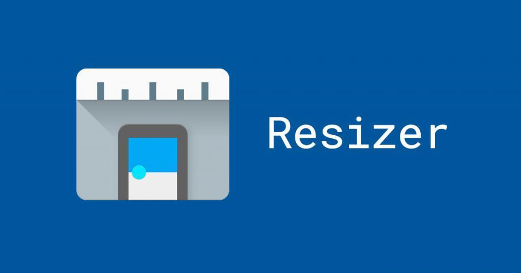 image resizing program