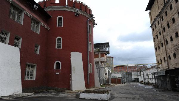 Butyrka prison today