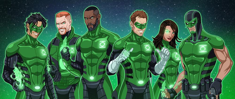 universe dc comics characters