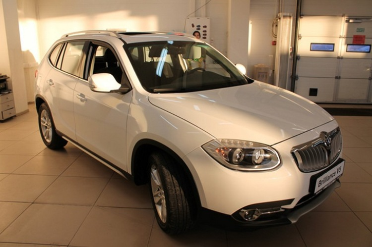Brilliance V5 кто