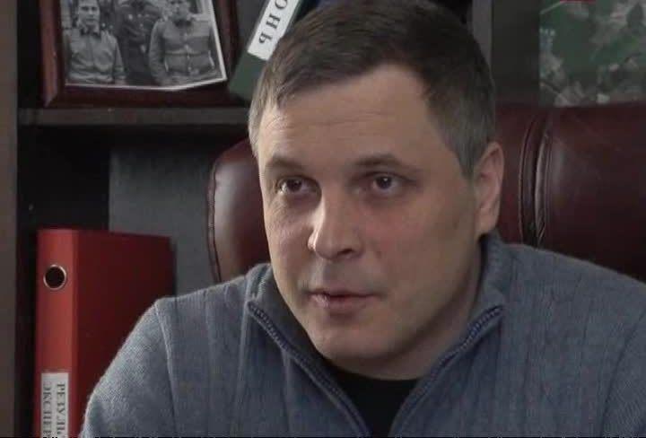 """star """"Detectives"""" Alexei Nasonov"""