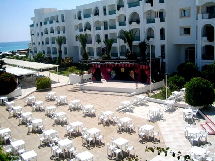 five star hotel El Mouradi Mahdia