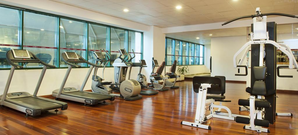 Fitness club at Golden Tulip Sharjah 4 *
