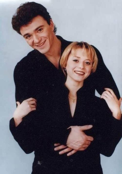 Elena and Anton
