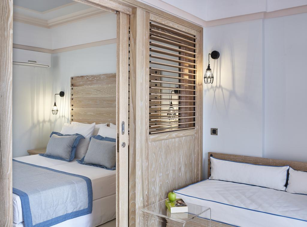 Apartments in Mitsis Rodos Village 4 *