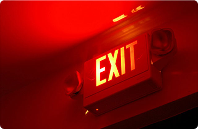 emergency lighting devices