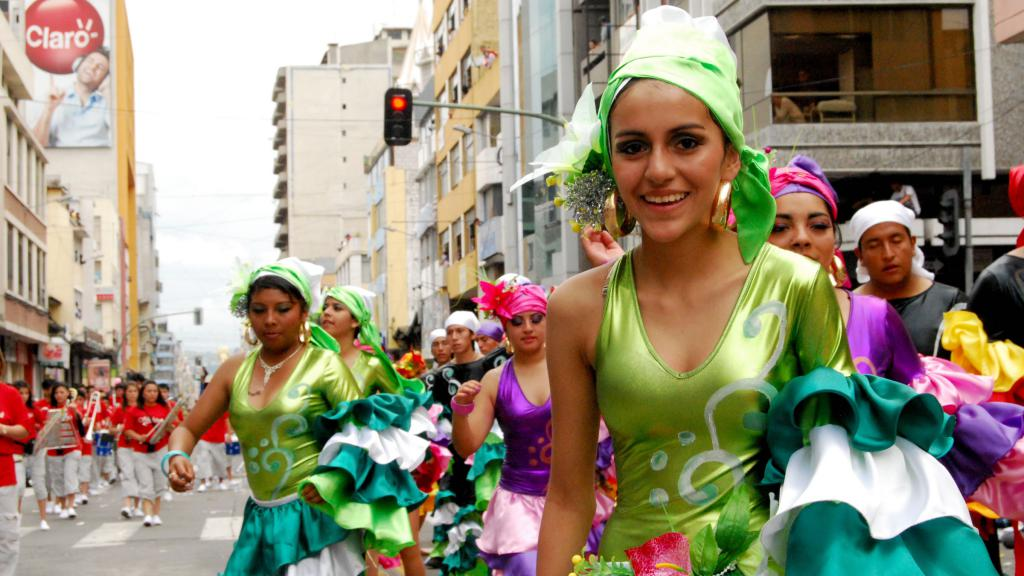 Carnival Participant