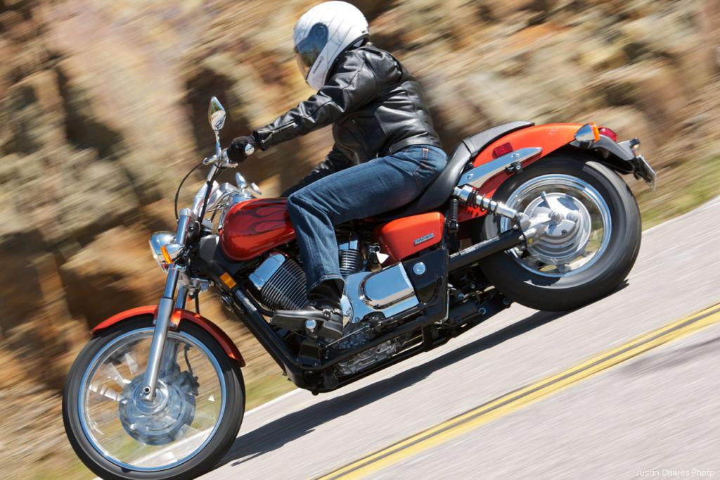 Honda Shadow 1100 Motorcycle
