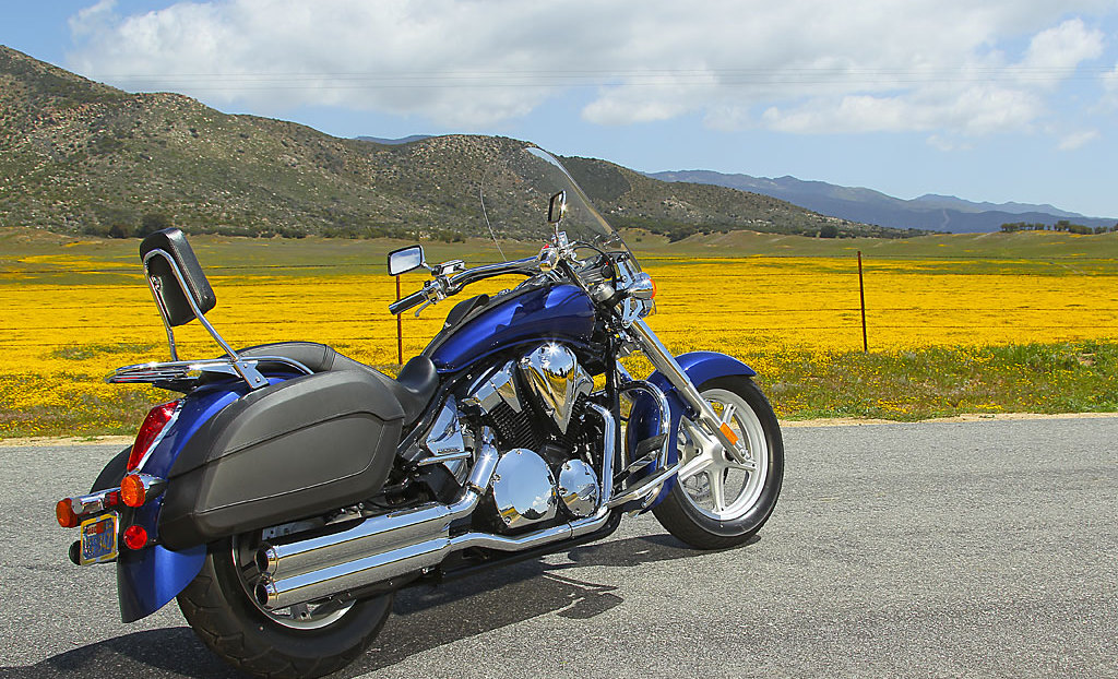 Honda Shadow 1100 Aero