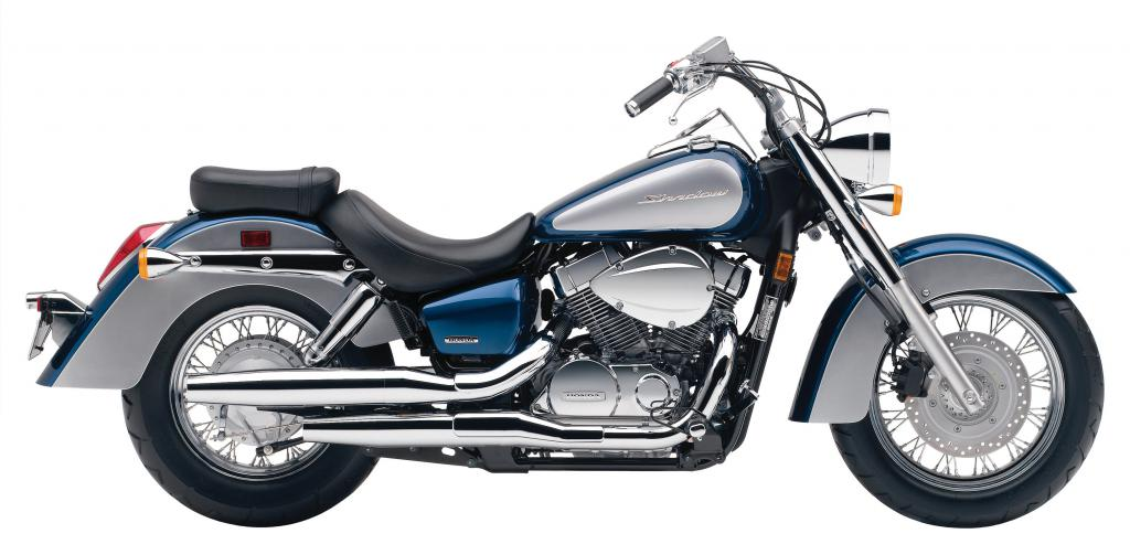 Байк Honda Shadow 1100