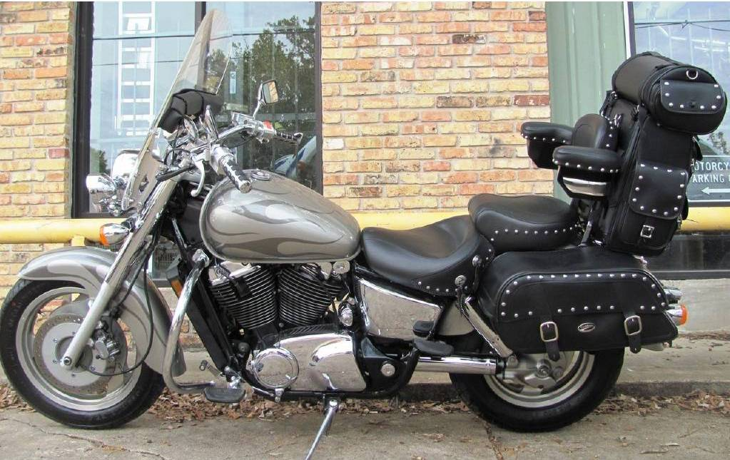 """Honda Shadow"""