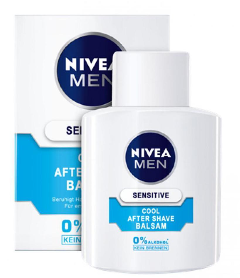 moisturizing balm Nivea Sensitive