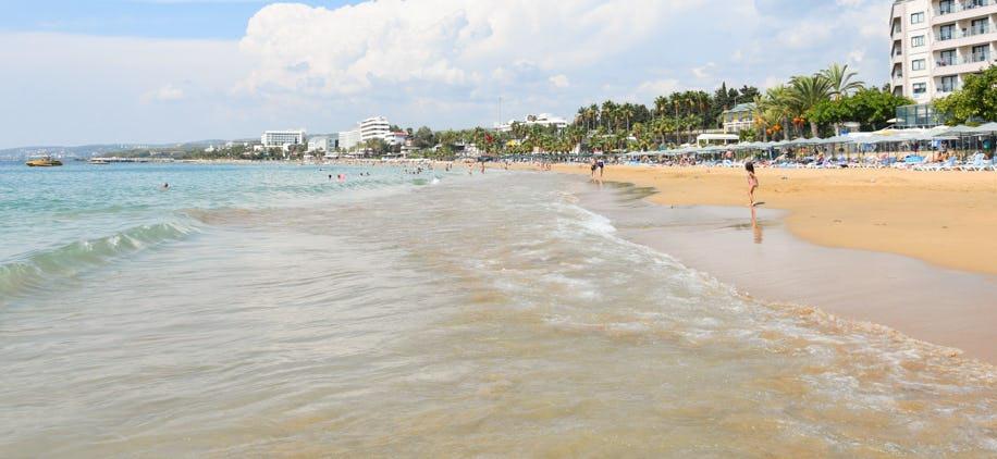 Beaches Avsallar