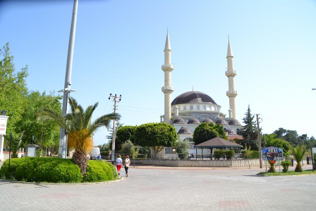 мечеть авсаллар