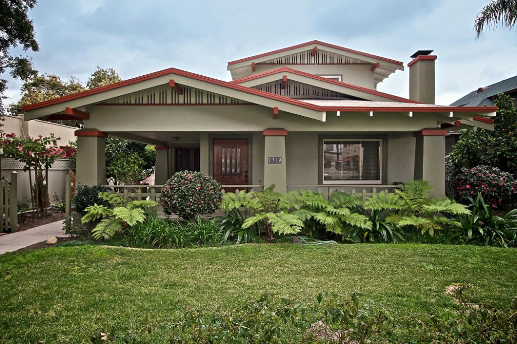 Types of bungalows