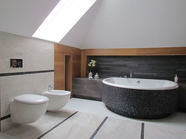 mosaic bath design
