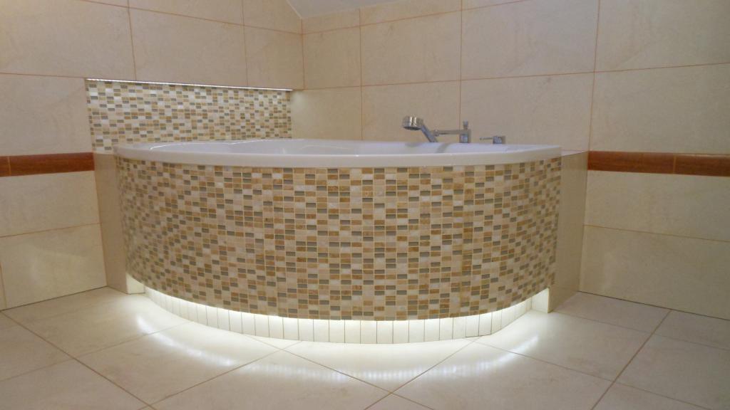 bath mosaic picture
