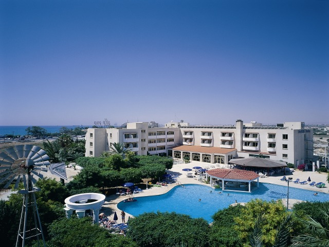 Hotel on about. Cyprus