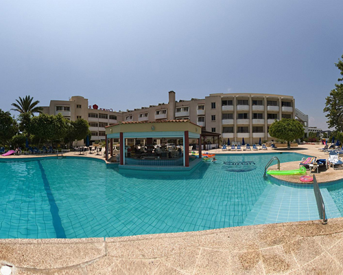 Hotel in Cyprus