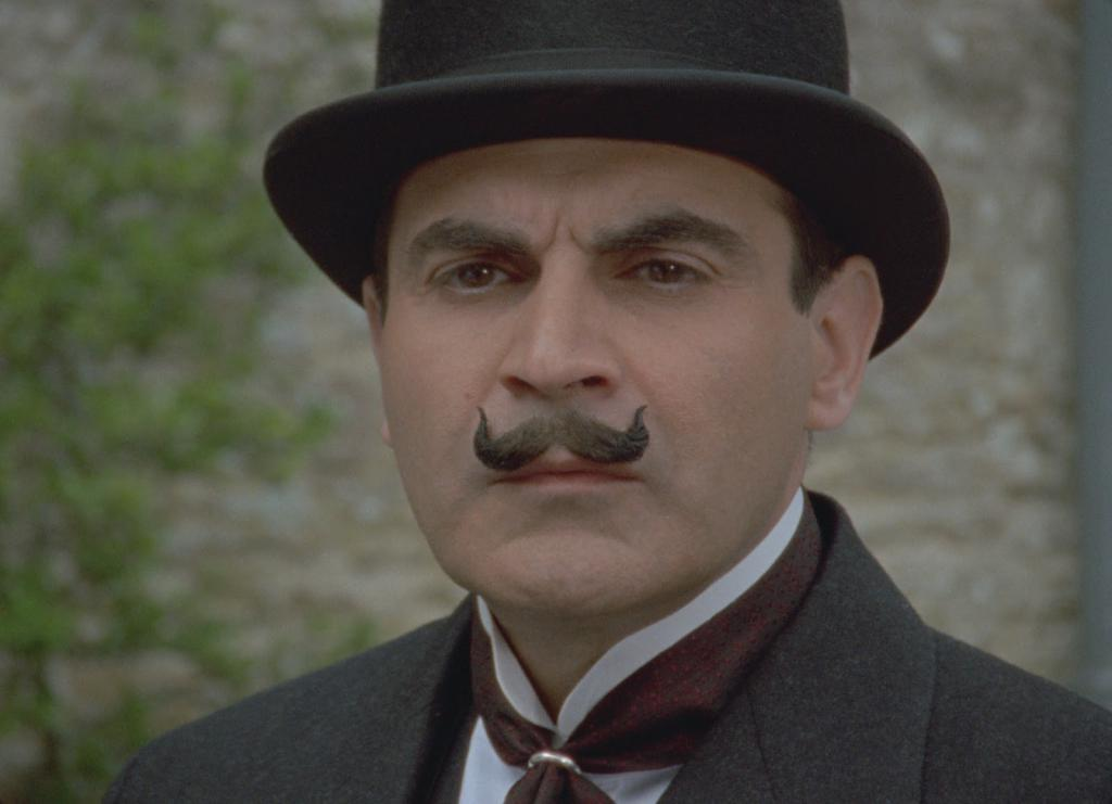 TV series Poirot