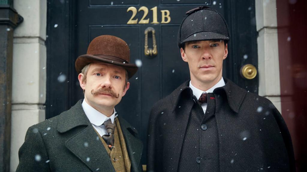 TV series Sherlock