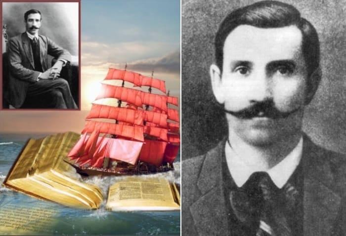 Alexander Stepanovich Green a brief biography