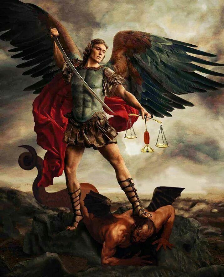 Archangel Raphael photo